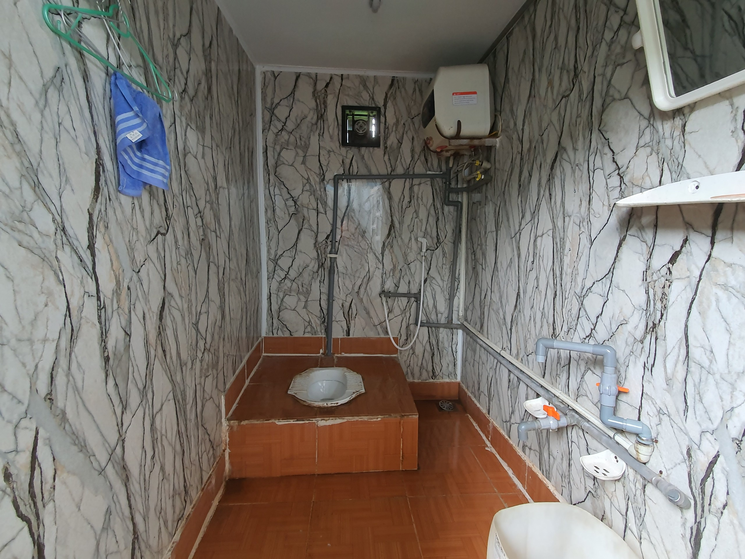 Container Vệ Sinh (TOILET)