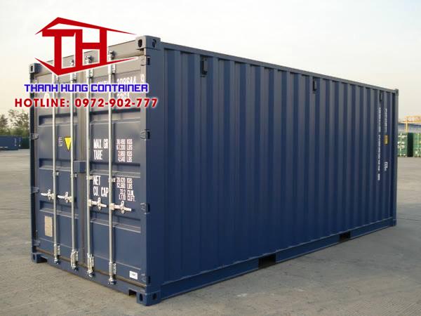 I.Container Kho 20 feet