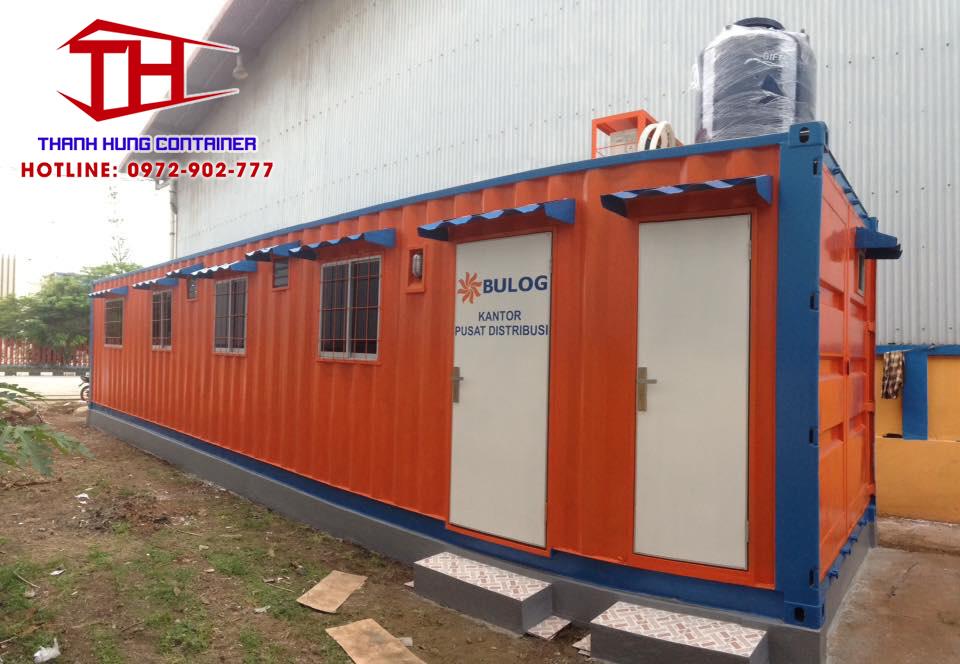 IV.Container văn phòng 40 feet