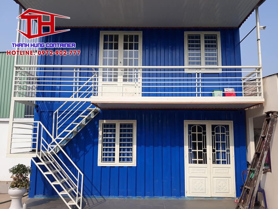 V. Nhà Container Lắp Ghép